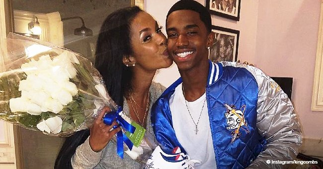 Diddy and Kim Porter's son pays touching tribute to late mother on her 48th birthday