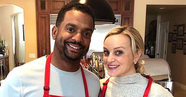 Alfonso Ribeiro's Kids Melt Hearts with Their Big Smiles While Wearing Chic Outfits on Easter