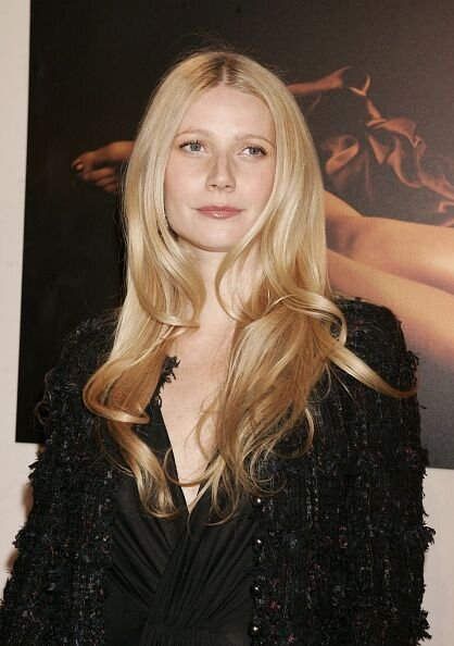 Gwyneth Paltrow poses seriously for the camera | Getty Images