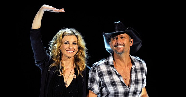See Tim McGraw's Rare Throwback Photo with His Wife Faith Hill from When They Started Dating