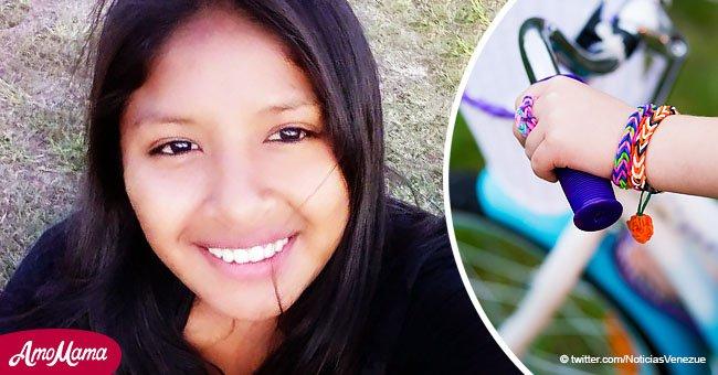 Chica de 19 años hizo 10 km por día en bicicleta, autobús y caminando para terminar la escuela