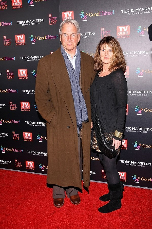 Pam Dawber and Mark Harmon at Greystone Mansion Supperclub on November 7, 2011 in Beverly Hills, California | Source: Getty Images