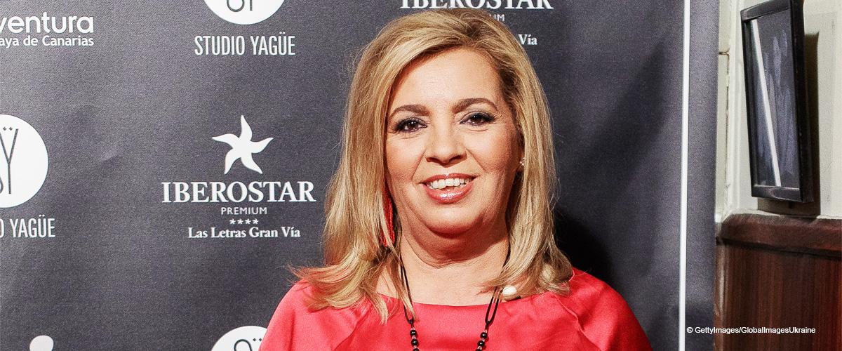 Carmen Borrego atrapada por los paparazzi saliendo del hospital tras última operación estética