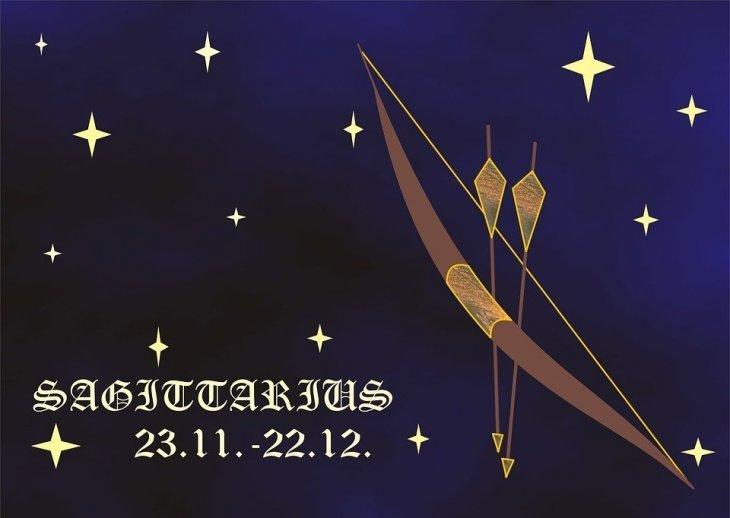Signo de Sagitario. | Imagen tomada de: Pixabay