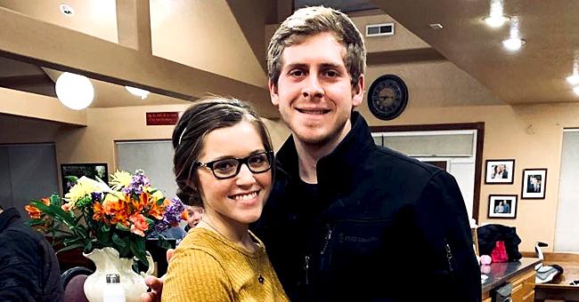 Joy-Anna Duggar Shares Photo of Husband Austin & Son Gideon in Their Matching Outfits for Church