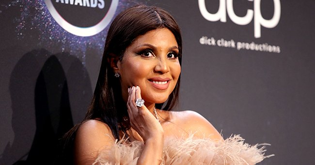 Toni Braxton Shares 'Unfiltered' Photo With Her Rarely-Seen Father, Showing Their Resemblance