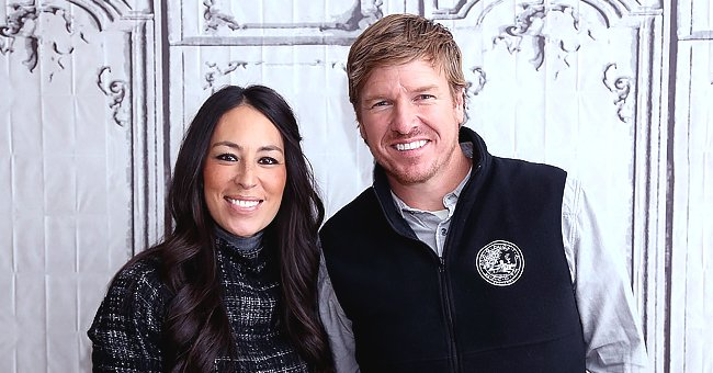 Joanna Gaines Reveals It Wasn't Love at First Sight for Her with Husband Chip