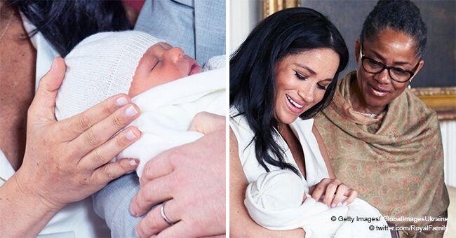 Le nom inattendu du Royal Baby a finalement été révélé