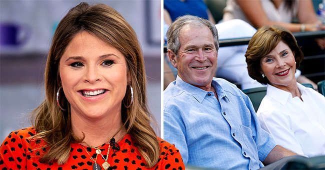 Jenna Bush Hager Visits Her Parents after 8 Months — How Did It Go?