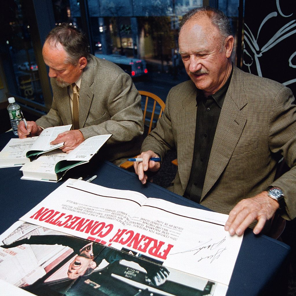 Gene Hackman. Image Credit: Getty Images