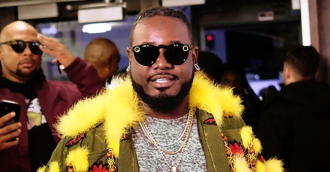 T-Pain and Amber Najm Have Been Married for 17 Years — Meet the Rapper's Beautiful Wife