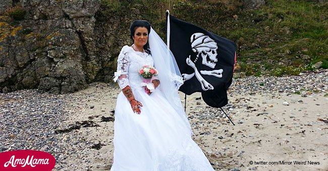 Woman who married 300-year-old pirate ghost reveals 'couple' have split