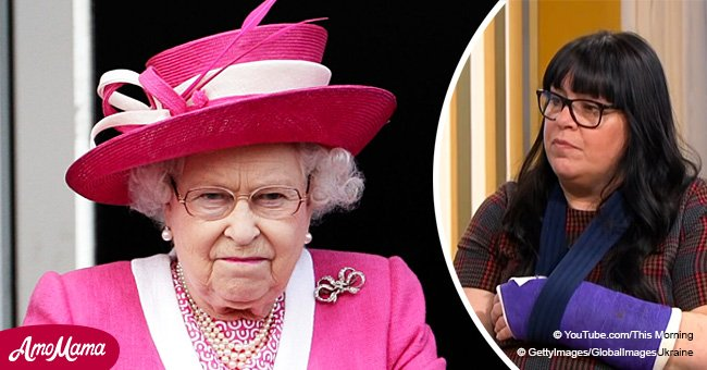 Queen is 'eager' to hear about Prince Philip's car crash victim's health in a touching voicemail