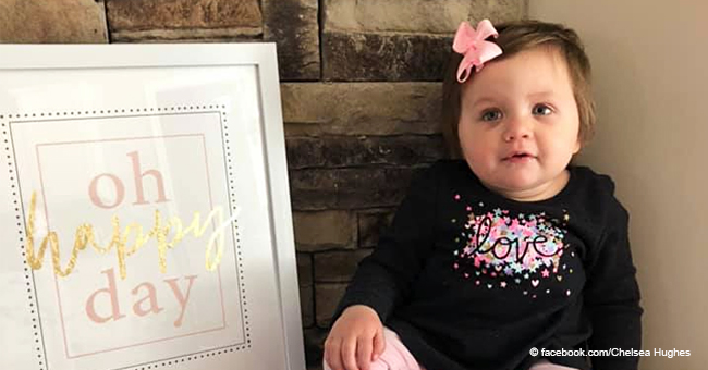 'Oh Happy Day': 1-Year-Old Girl Poses in a Sweet Photo Revealing She Has Beaten Stage 4 Cancer