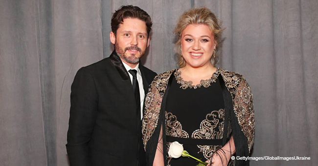 Kelly Clarkson Reveals How Her Husband Surprised Her at a Concert Pretending to Be a Guitarist