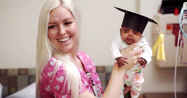 Tiniest Baby in the World Finally Leaves Hospital after Being Born Weighing 8.6 Ounces
