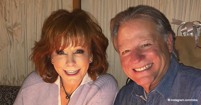 Reba McEntire and Boyfriend Anthony Lasuzzo Celebrated Their Birthdays by Flying around the USA