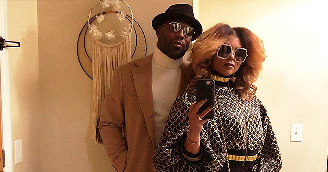 Taraji P Henson of 'Empire' Shares Photos with Fiancé Kelvin Hayden Going for Date Night in Chic Looks