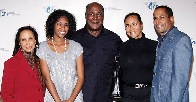 How John Amos' Daughter Shannon Celebrated His Look-Alike Granddaughter's 29th Birthday