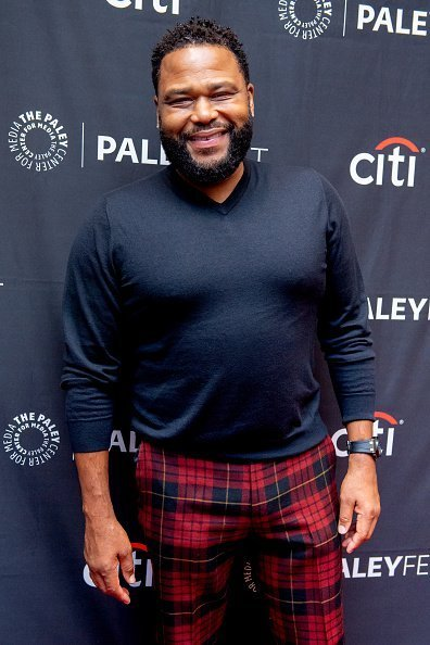 Anthony Anderson at The Paley Center for Media on October 13, 2019 in New York City. | Photo: Getty Images