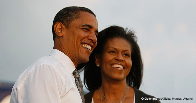 Barack Obama wishes wife Michelle with a love message: 'She does get down to Motown'