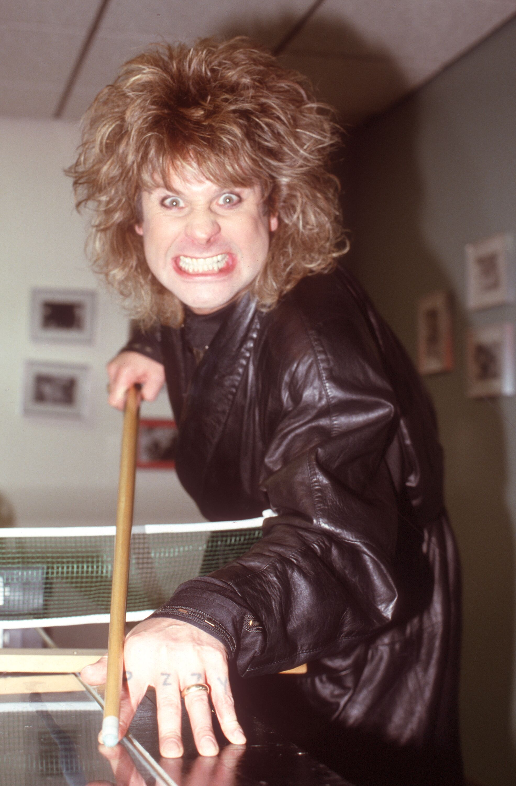 Ozzy Osbourne in the late 80s | Source: Getty Images