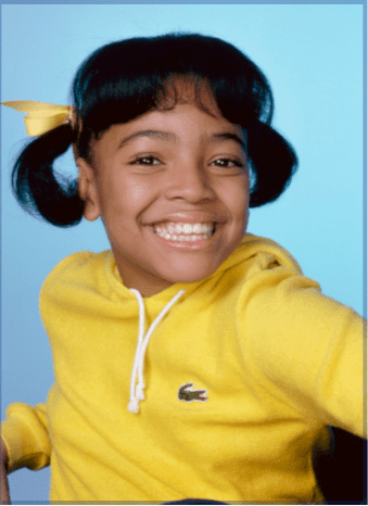 """Kim Fields as Dorothy """"Tootie"""" Ramsey on """"The Facts of Life"""" 