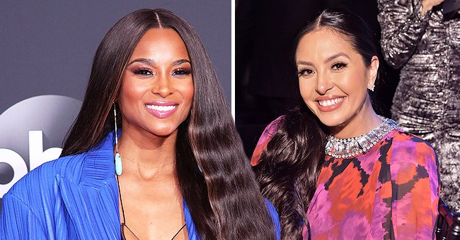Check Out the Cool Pink Toy Car Ciara Presented to Vanessa Bryant's Adorable Daughter Bianka