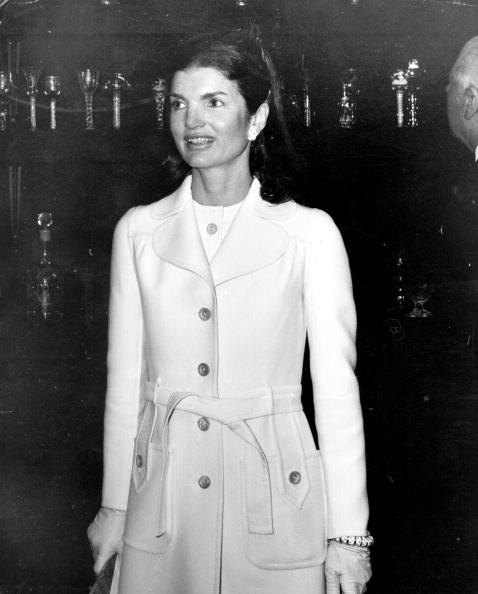 Jacqueline Kennedy à Grosvenor House, Londres | Photo : Getty Images