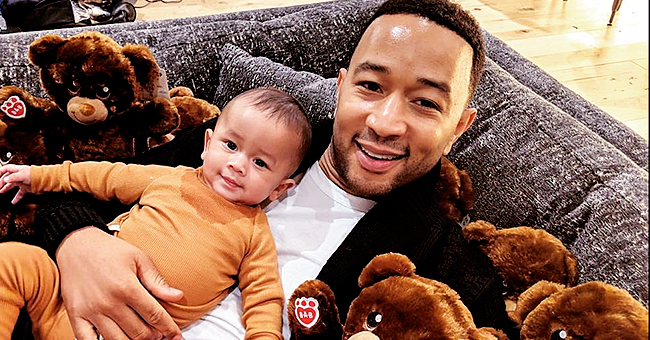 John Legend & Chrissy Teigen Celebrate Son Miles' 1st Birthday (Photos)
