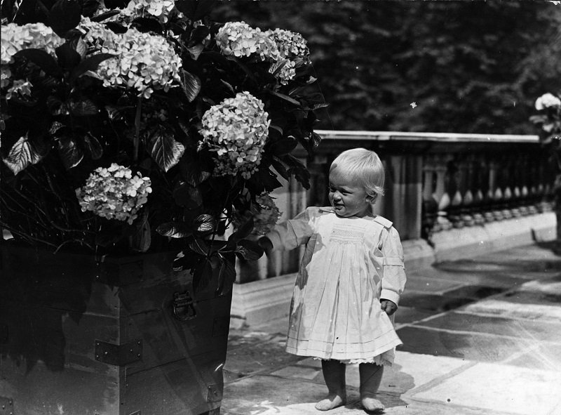 Young Prince Philip in July 1922 | Photo: Getty Images