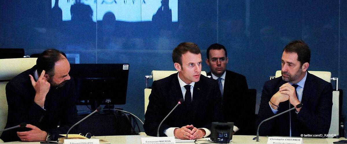 Gilets jaunes : Emmanuel Macron appelle l'armée à renforcer la sécurité
