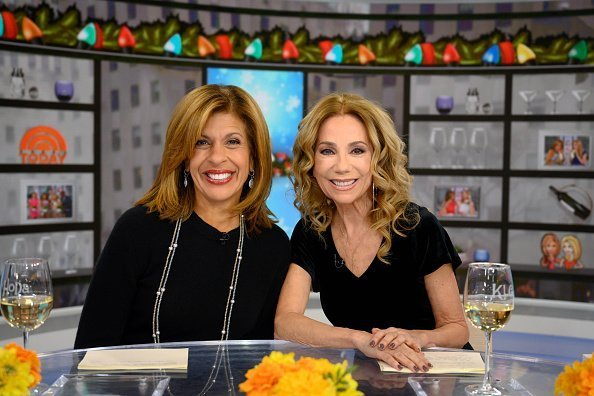 Hoda Kotb and Kathie Lee Gifford on Thursday, December 27, 2018 | Photo: Getty Images