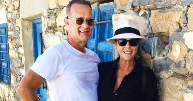 Tom Hanks' Wife Shares a Sweet Photo of Their Granddaughter Michaiah on Father's Day