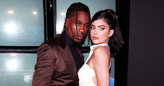 Travis Scott Says Daughter Stormi Looks Just like Her Mom Kylie as She Poses in a Cute Dress