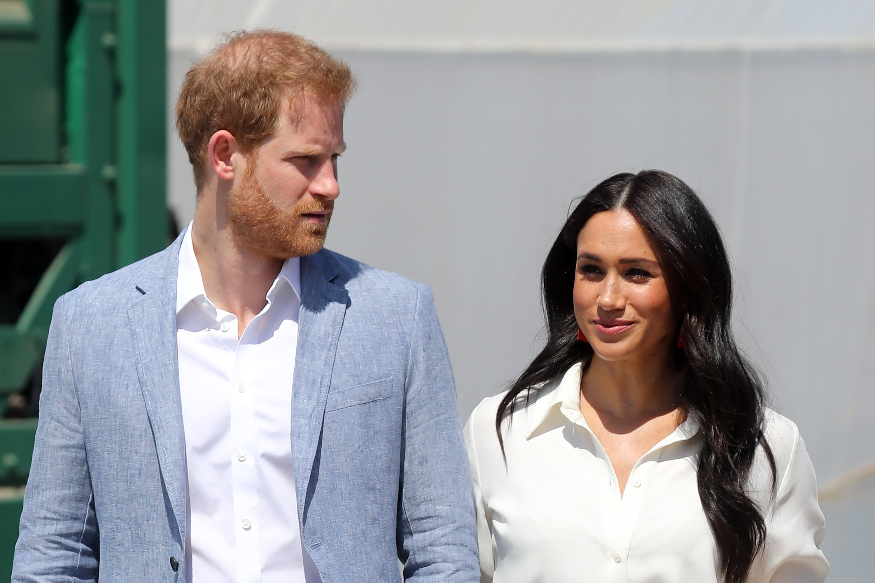 The Duke and Duchess of Sussex went on a South Africa, October, 2019. | Photo: Getty Images.