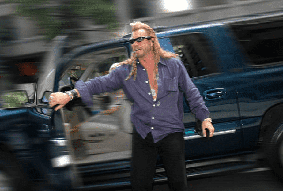 "Duane ""Dog"" Chapman during the March of Dimes Honolulu Fundraiser, on November 14, 2006 in Honolulu, Hawaii 