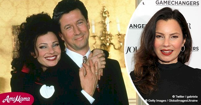 Fran Drescher on How the Relationship with Charles Shaughnessy Killed 'The Nanny'