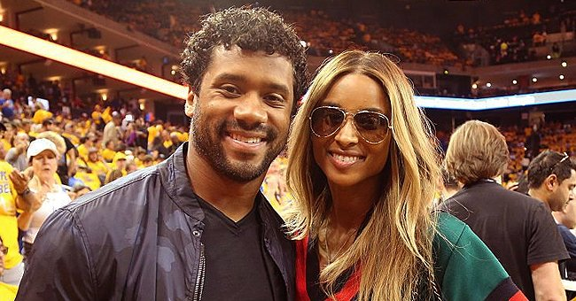 Ciara and Russell Wilson Get Their Shots as They Pose For a Vaccine Special In New Photos