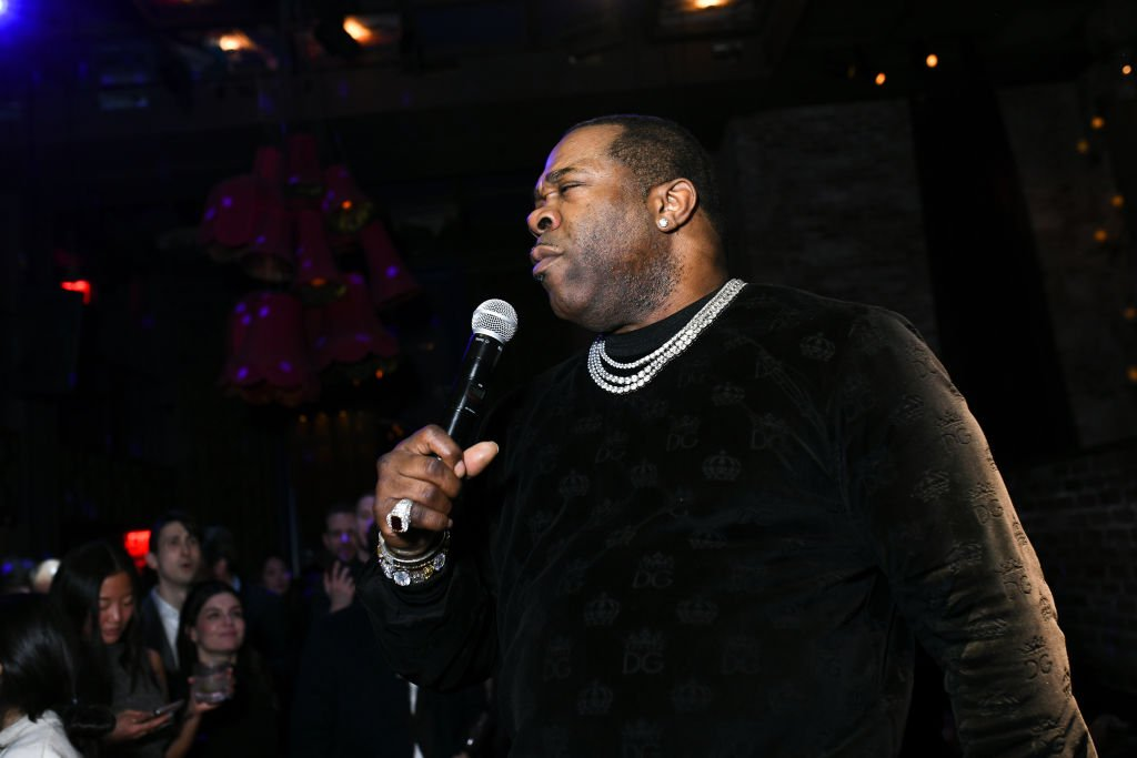 Busta Rhymes Performs at Teaching Matters Celebrates A Night Out At TAO Downtown on February 20, 2020 in New York City. | Photo: Getty Images