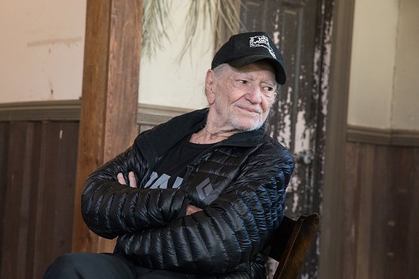 Willie Nelson at Luck Ranch on April 13, 2019 in Spicewood, Texas   Photo: Getty Images