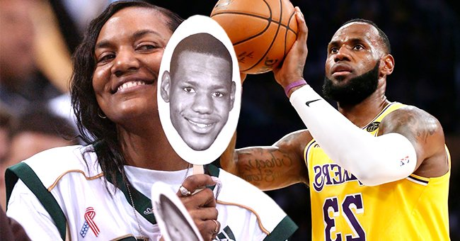 LeBron James' Mom Gloria Proudly Declares She Is His Number One Fan in a Heartwarming Post