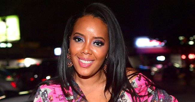 Angela Simmons Cuddles up Next to Her New Man – Meet Daniel Jacobs