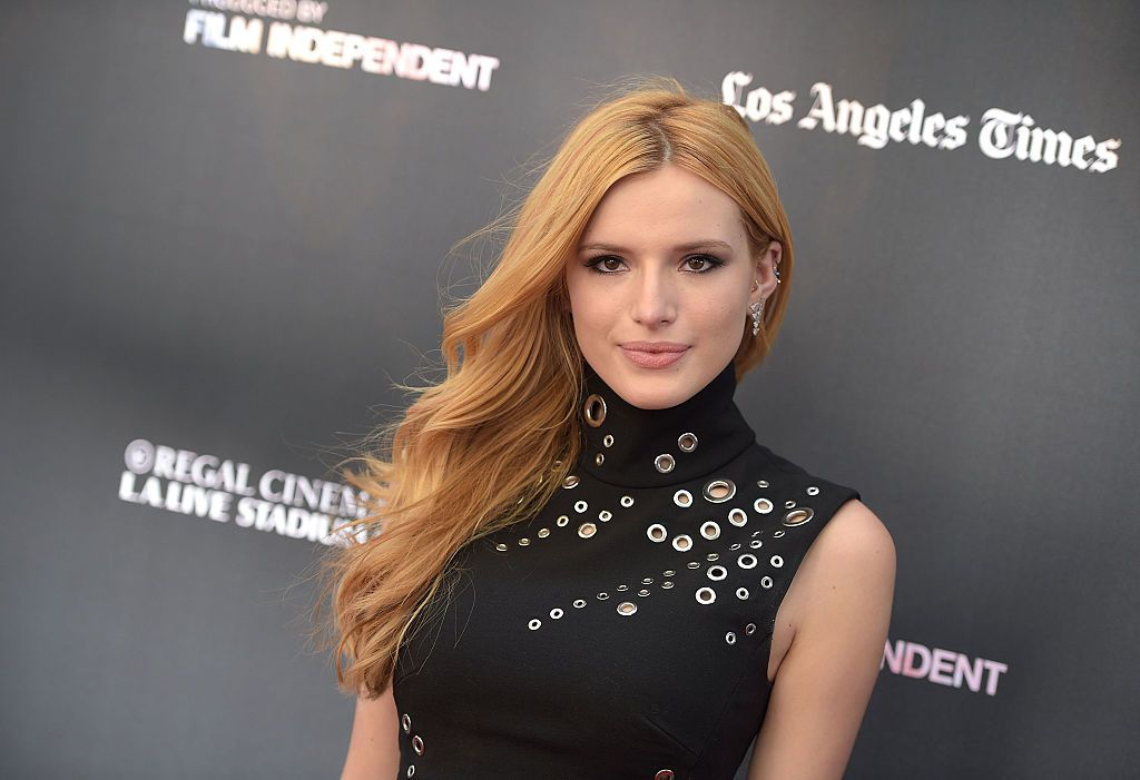 Bella Thorne at Regal Cinemas L.A. Live on June 14, 2015   Photo: Getty Images