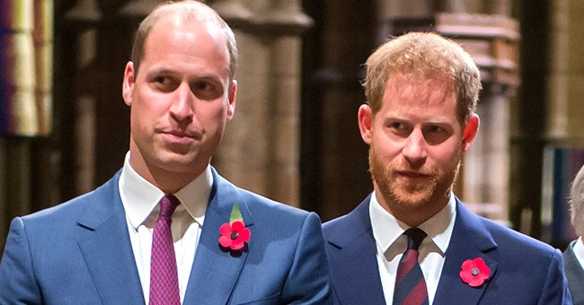 Us Weekly: Royals Hope William & Harry Will Forget About the past Ahead of Prince Philip's Funeral