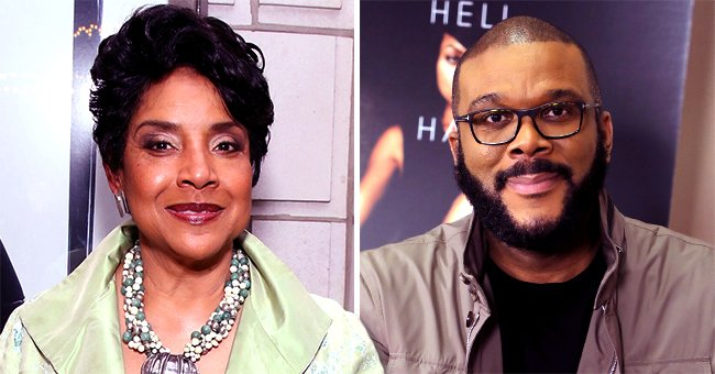 Phylicia Rashad Appears to Defend Tyler Perry after Backlash about His Lack of a Writer's Room
