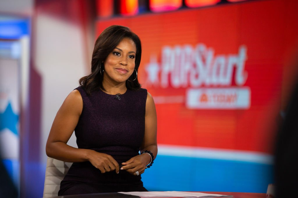 """Sheinelle Jones on """"Today"""" on Friday, September 28, 2018.   Photo: Getty Images"""