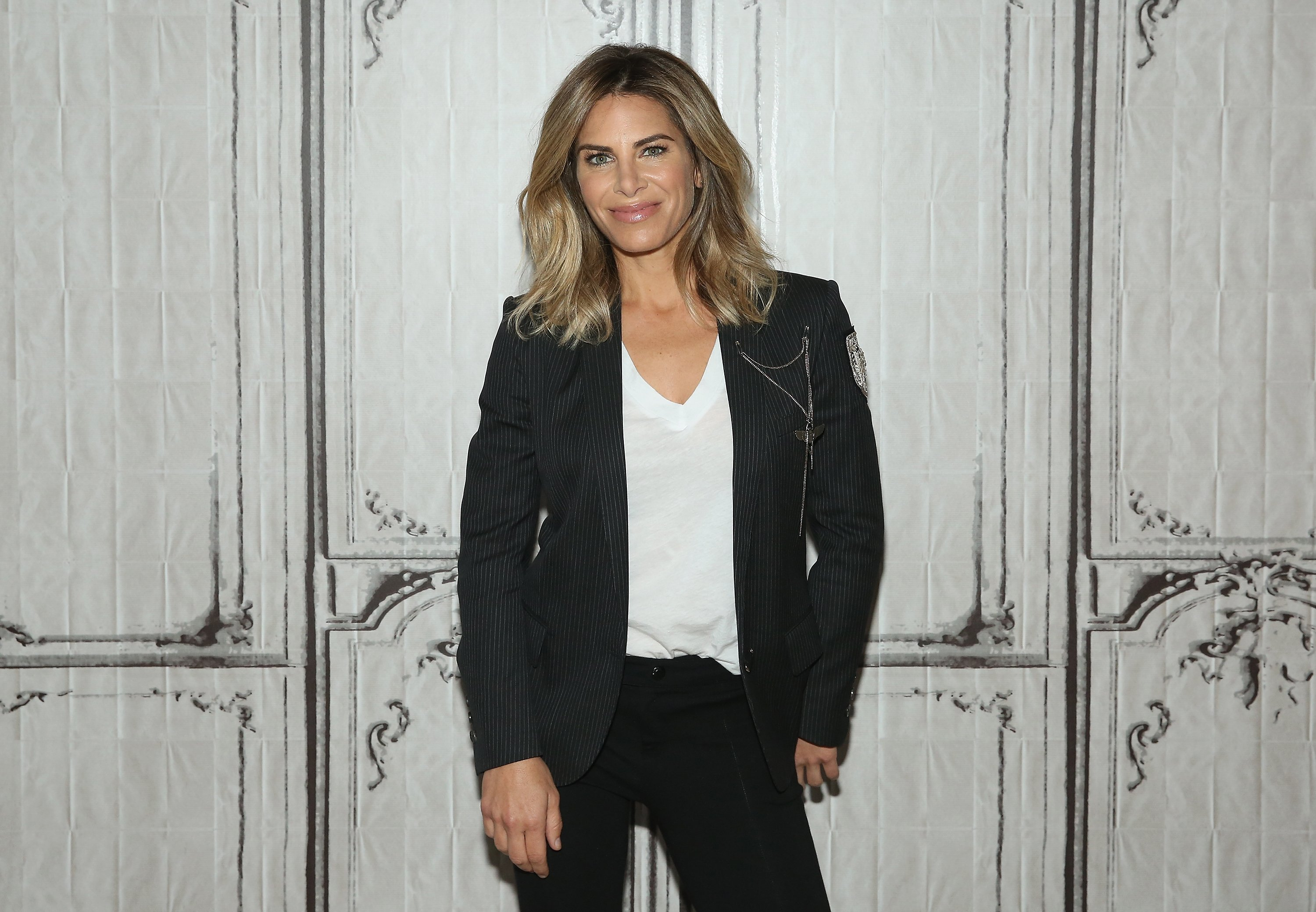 Jillian Michaels visits AOL Studios for AOL Build Presents Jillian Michaels in New York on October 19, 2015, in New York City.   Source: Getty Images.