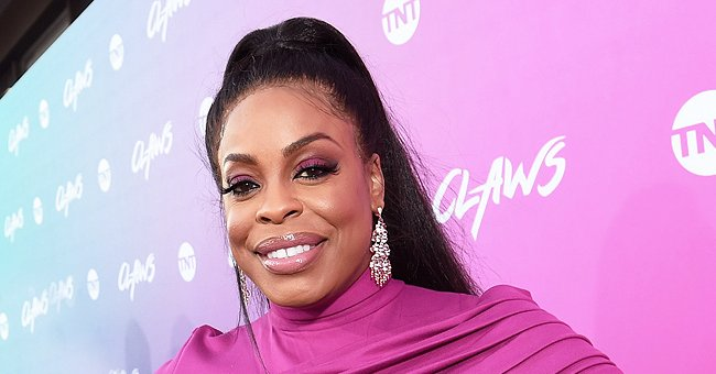 Niecy Nash's Only Son Dominic Is the Spitting Image of His Famous Mom in These Family Photos