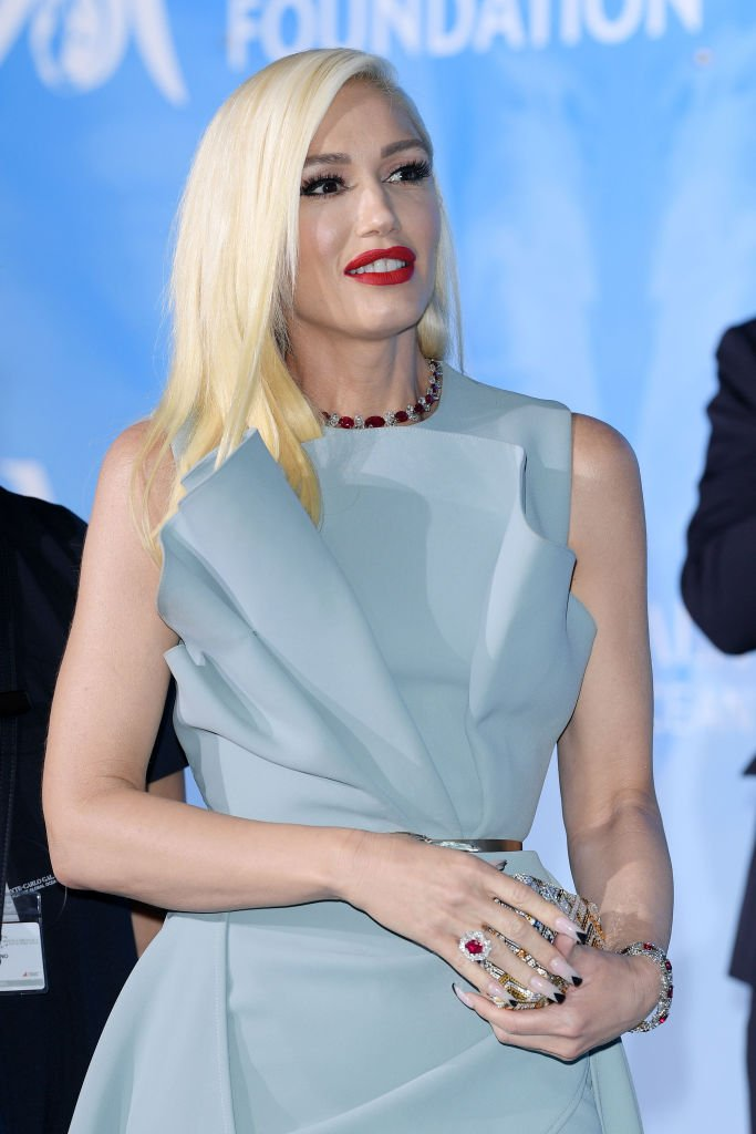 Gwen Stefani attends the Gala for the Global Ocean hosted by H.S.H. Prince Albert II of Monaco at Opera of Monte-Carlo | Photo: Getty Images